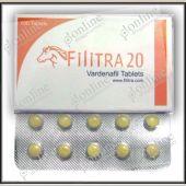 Buy Filitra 20 mg Tablet