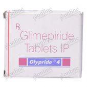 Glypride - 4mg