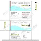 Solinec 5 mg Tablet
