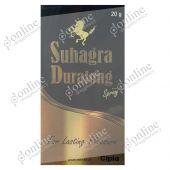 Suhagra Duralong Spray 20 mg