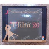 T Film 20 mg Disintegrating Strips