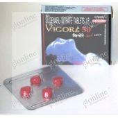 Vigore 50 mg Tablet