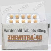 Zhewitra 40 mg