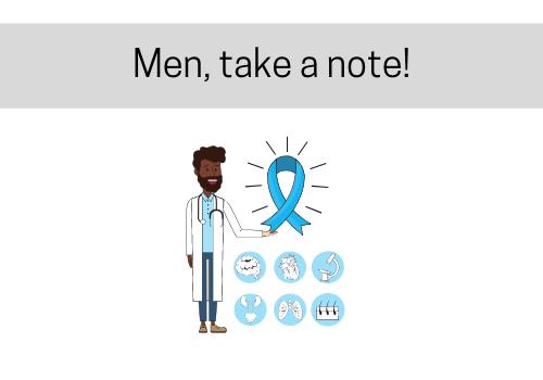 tips for men health
