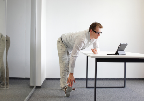 Workout At Your Desk - 5 Tricks To Accomplish