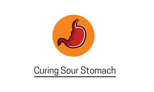 sour stomach cure