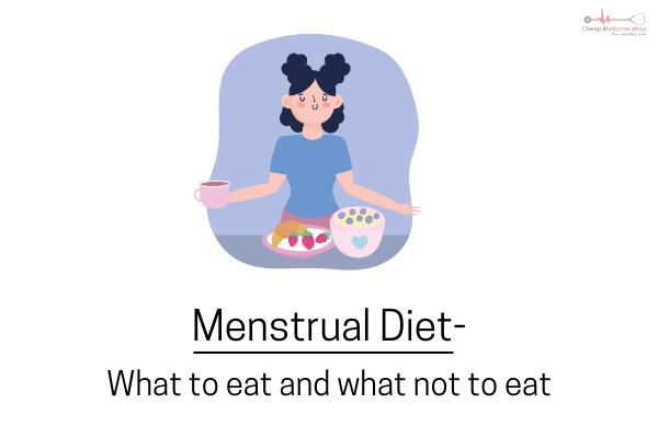 diet during menstruation